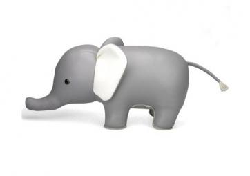 Serre Livres Elephant Gris - ZUNY