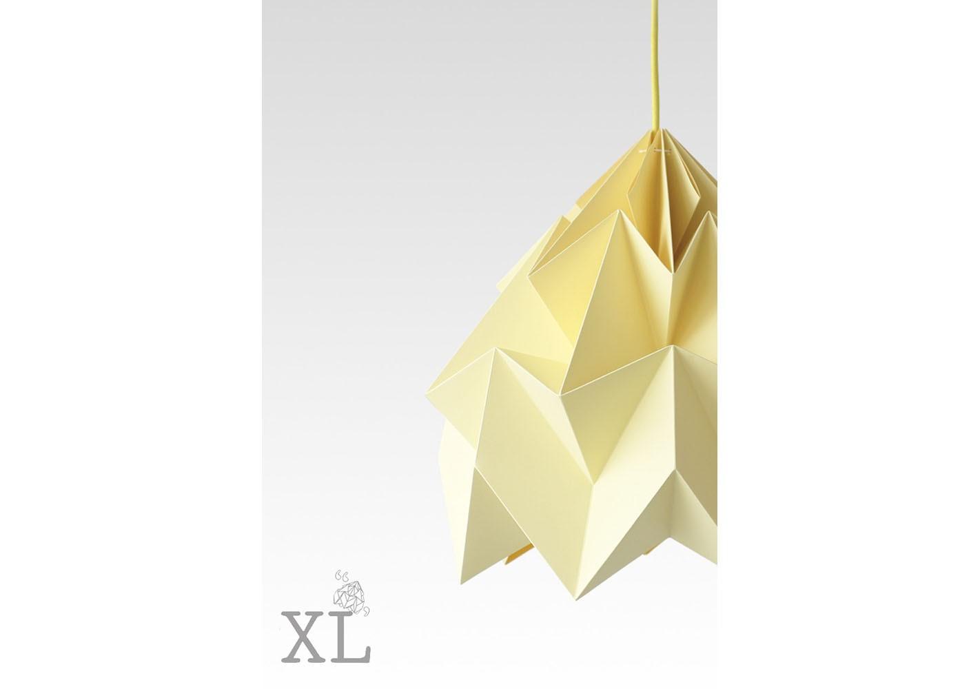 Abat-jour uni MOTH XL - STUDIO SNOWPUPPE
