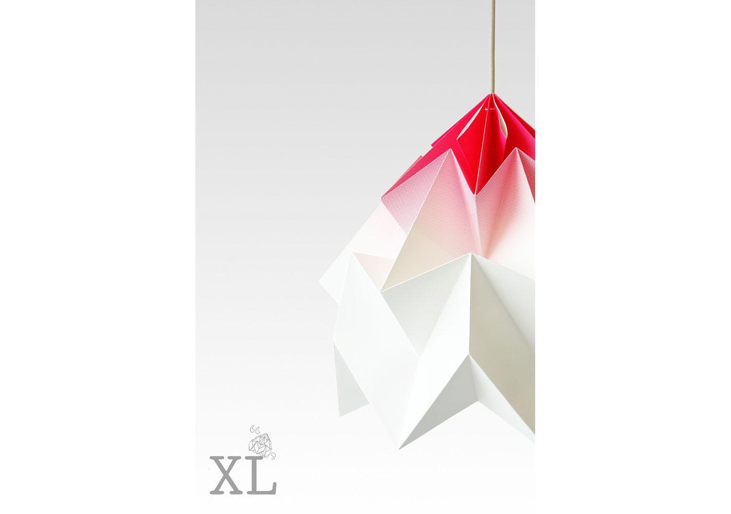 Abat-jour gradient MOTH XL- STUDIO SNOWPUPPE