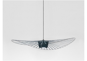 Grande Suspension Vertigo verte - PETITE FRITURE
