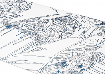 Papier Peint Jungle - PETITE FRITURE
