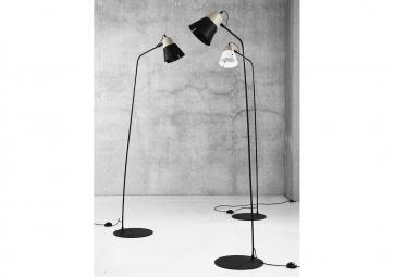 Lampadaire Cone Lamp - ETHNICRAFT