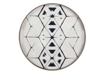 Plateau Tribal Hexagon small - ETHNICRAFT ACCESSOIRES