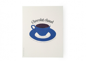 Poster Chocolat - SUPEREDITIONS