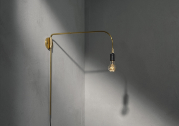 Lampe Warren Brass - MENU