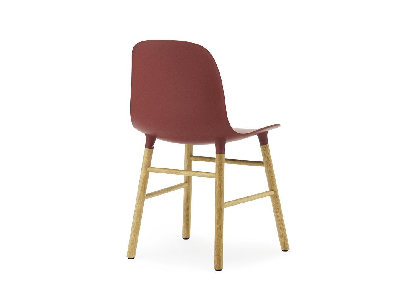 Rocking chair Form - NORMANN COPENHAGEN