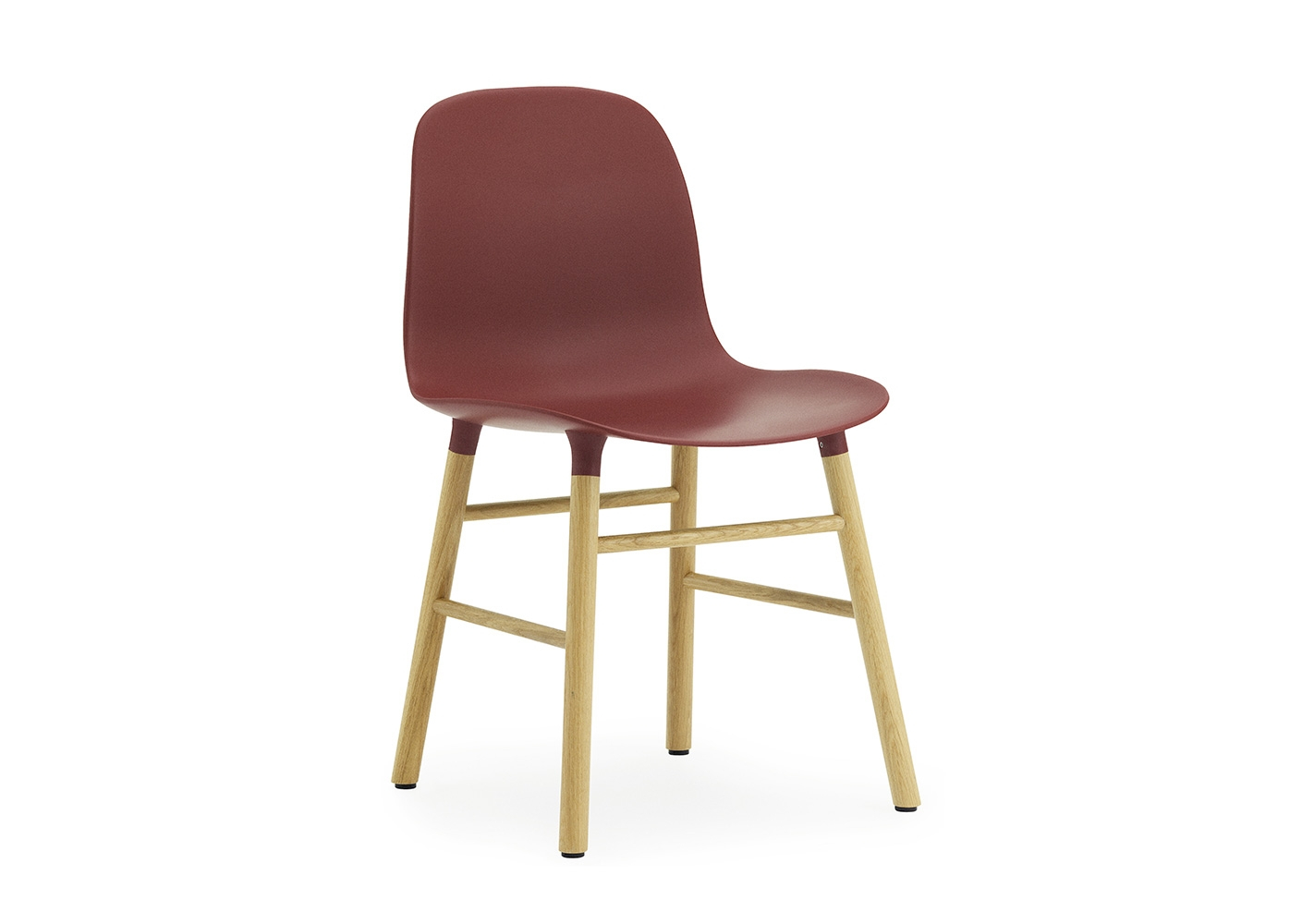 Rocking chair Form - NORMANN COPENHAGEN