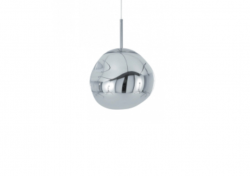 Suspension MELT chrome - TOM DIXON