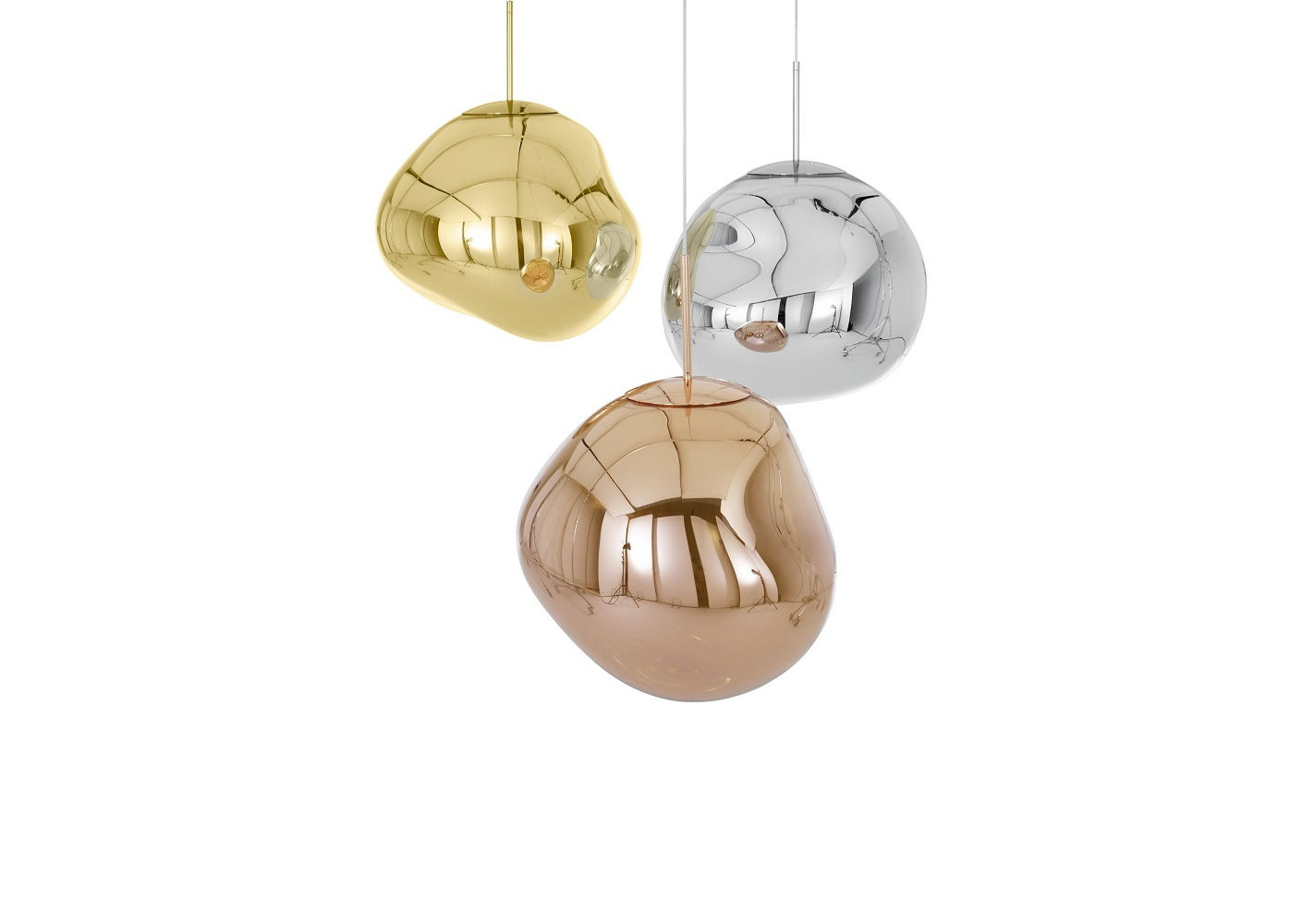 Suspension BEAT Noir - TOM DIXON