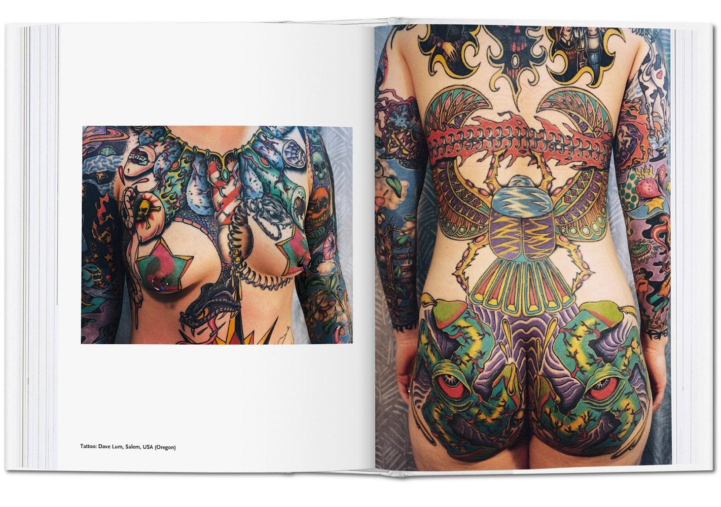 Livre 1000 Tattoos - TASCHEN