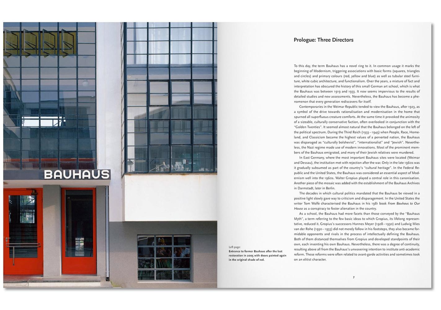 Livre Bauhaus - TASCHEN