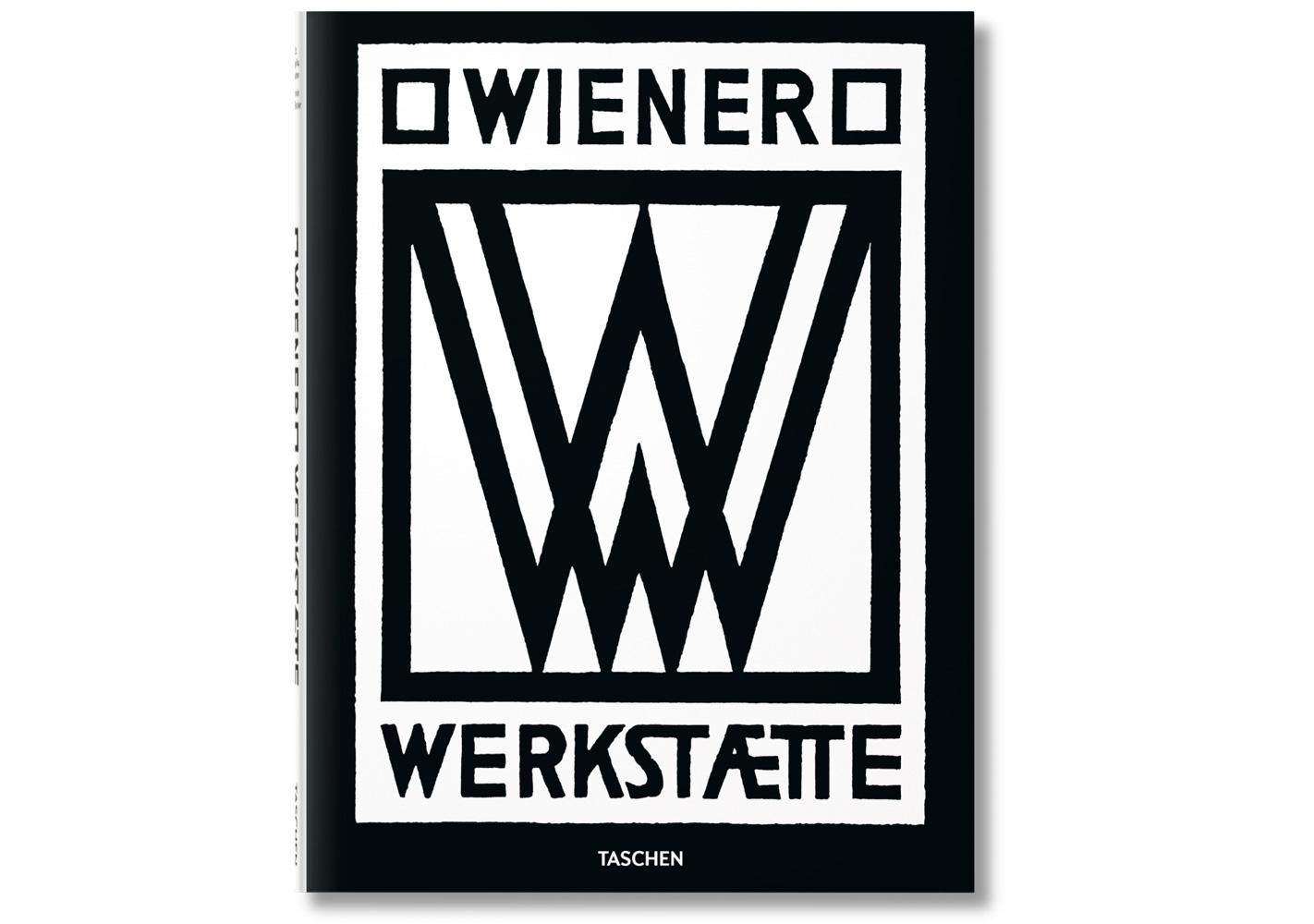 Livre Ju Wiener Werkstatte - TASCHEN