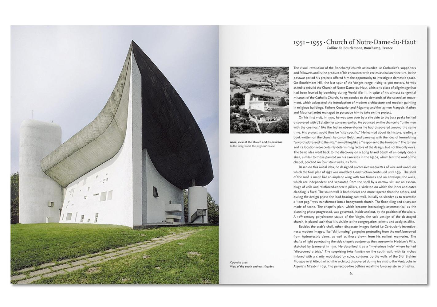 Livre Le Corbusier - TASCHEN