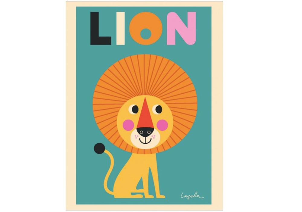 Poster Renard - OMM DESIGN