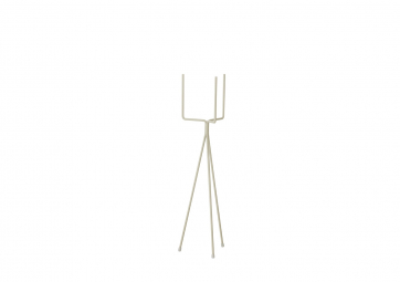 Support Plant stand small gris - FERM LIVING