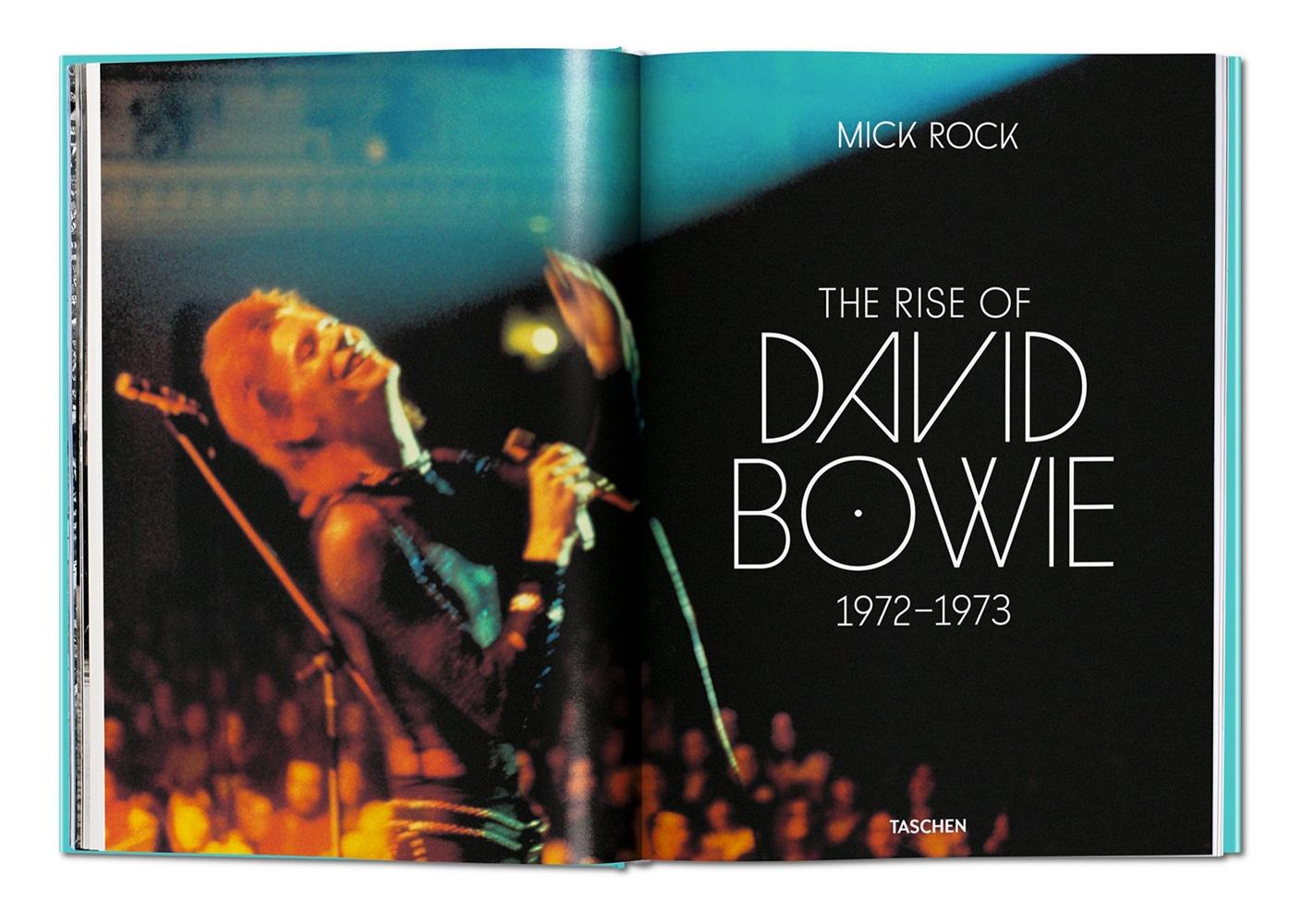 Livre David Bowie - TASCHEN