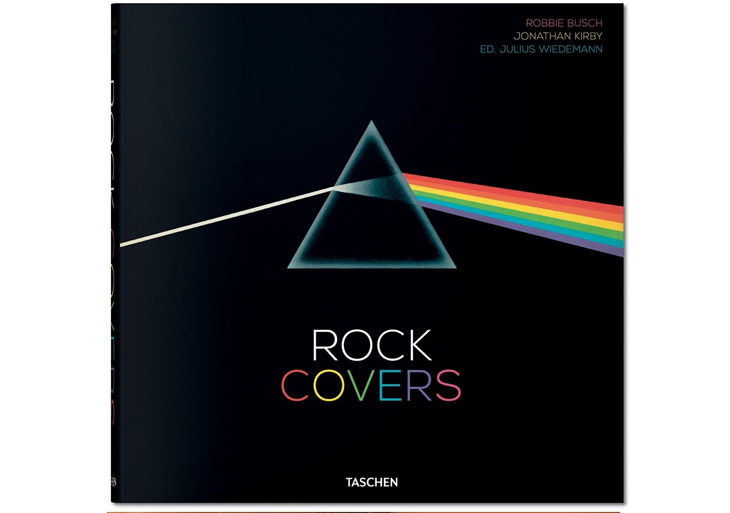 Livre Rock Covers - TASCHEN
