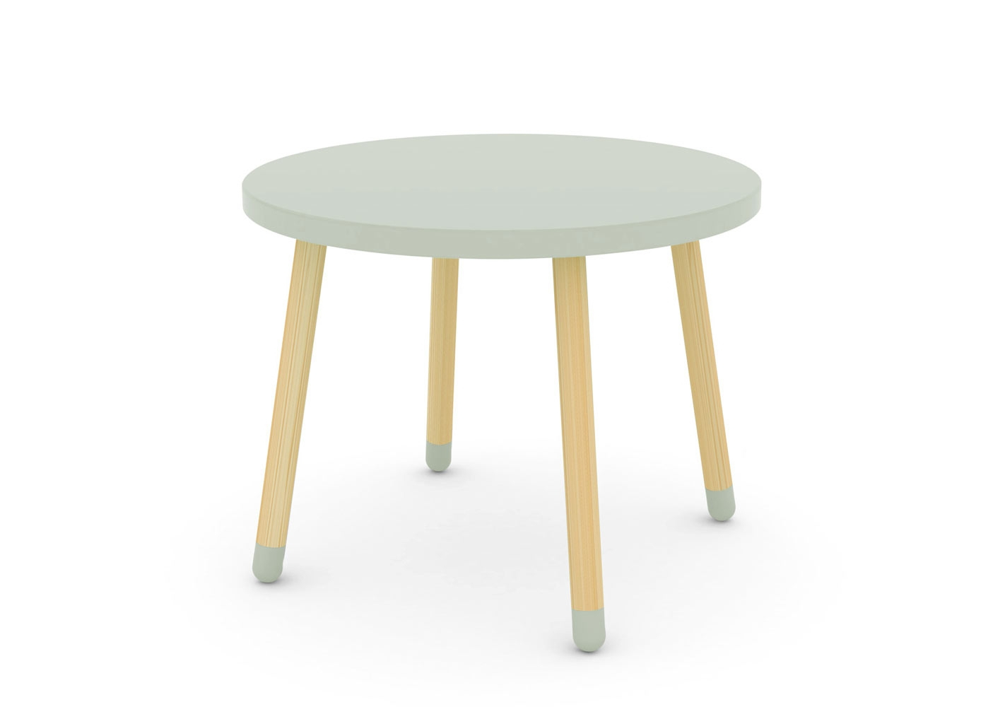 Table Play diam 60cm vert - FLEXA
