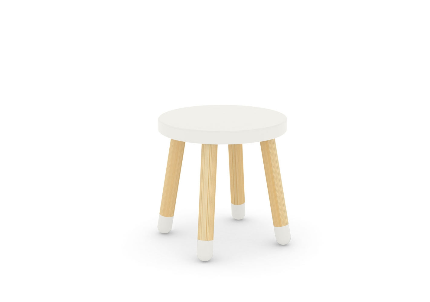 Tabouret Play rose - FLEXA