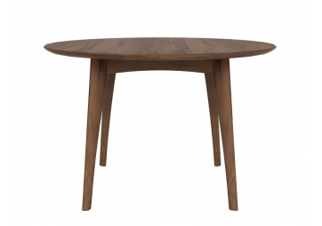 Table haute Osso en noyer - ETHNICRAFT