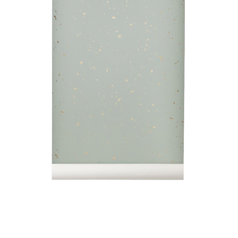 papier peint confetti menthe ferm living good design store. Black Bedroom Furniture Sets. Home Design Ideas