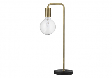 Lampe de table Cool laiton - FRANDSEN