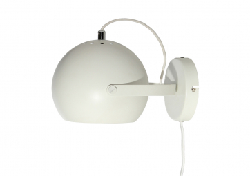 Applique Ball blanc - FRANDSEN