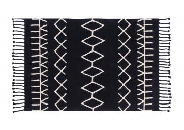 Tapis Berbere noir - LORENA CANALS