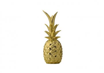 Ananas décoratif doré - BLOOMINGVILLE