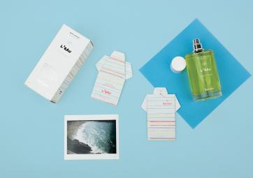 Lot de 2 Sachets parfumés L'eau - KERZON
