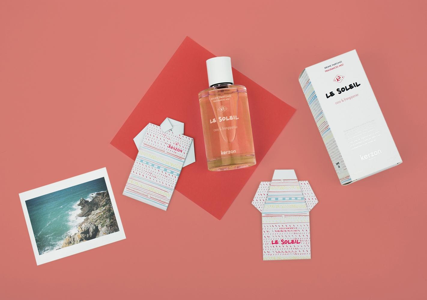Sachet parfumé Le Soleil - KERZON