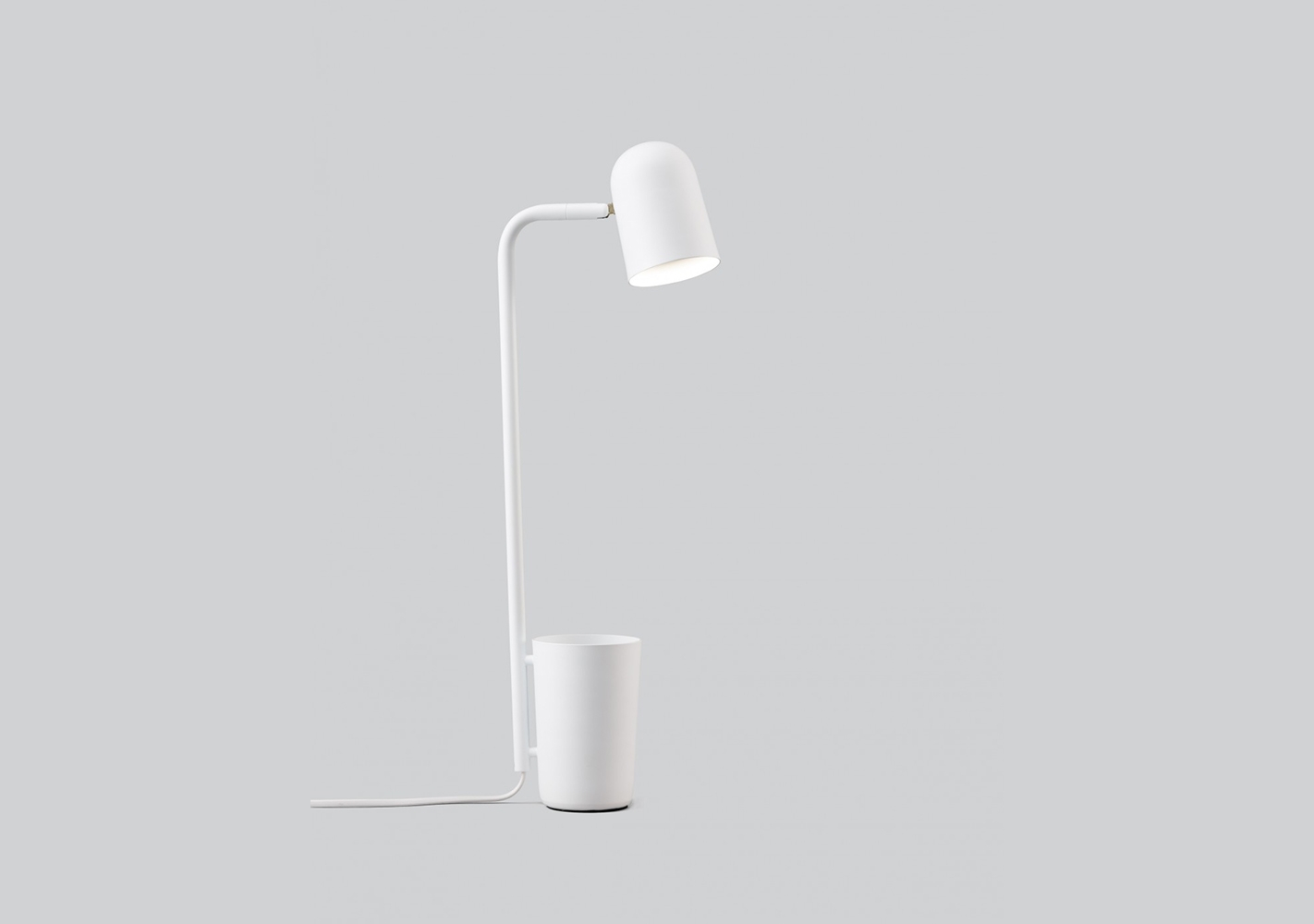 Lampe de table Buddy blanche - NORTHERN LIGHTING