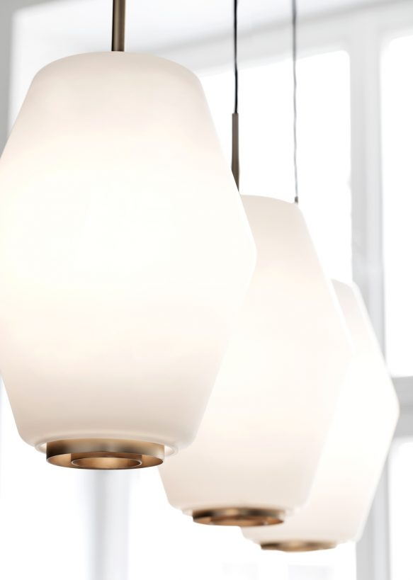 Suspension Dahl Opale blanche - NORTHERN LIGHTING