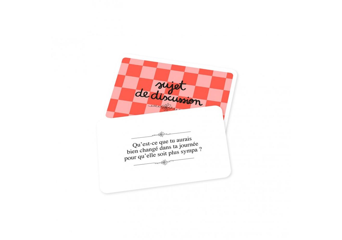 "Kit de discussion "" A table ! "" - MINUS EDITIONS"