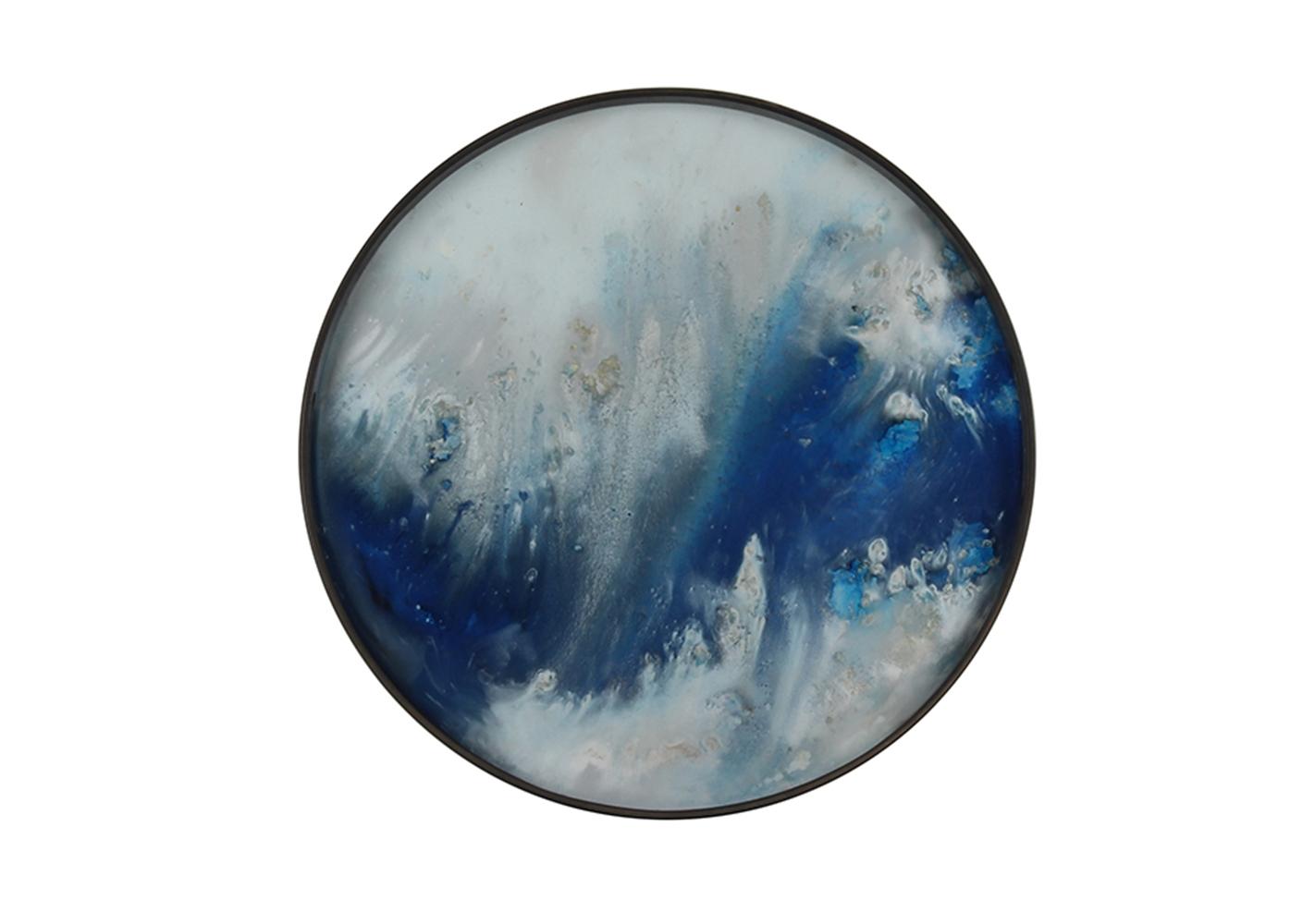 Plateau Blue mist organic - NOTRE MONDE