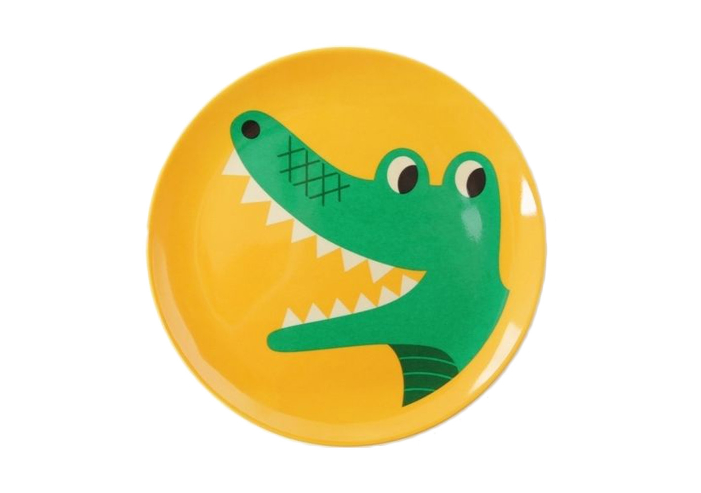Assiette Crocodile - OMM DESIGN