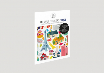 Planches de Stickers France - OMY