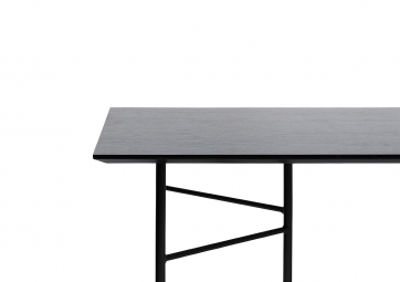 Plateau de Table Mingle bois noir - FERM LIVING