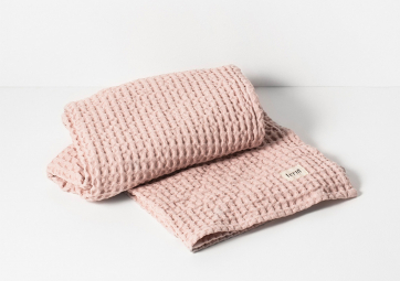 Serviette rose - L - FERM LIVING