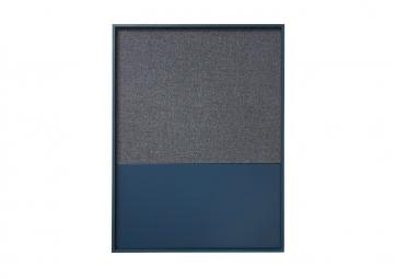 Tableau d'affichage en liege bleu - FERM LIVING