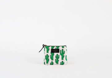 Petite pochette Cactus - WOOUF
