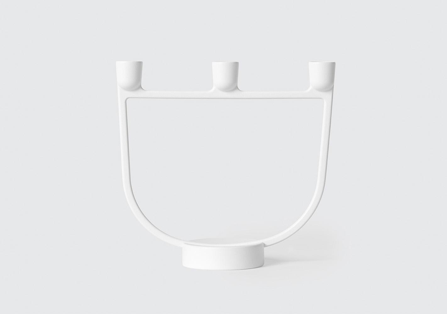 Chandelier Open - Blanc - MUUTO