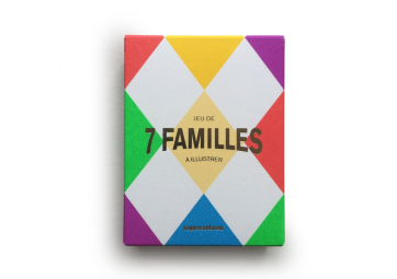 Jeu de 7 familles - SUPEREDITIONS