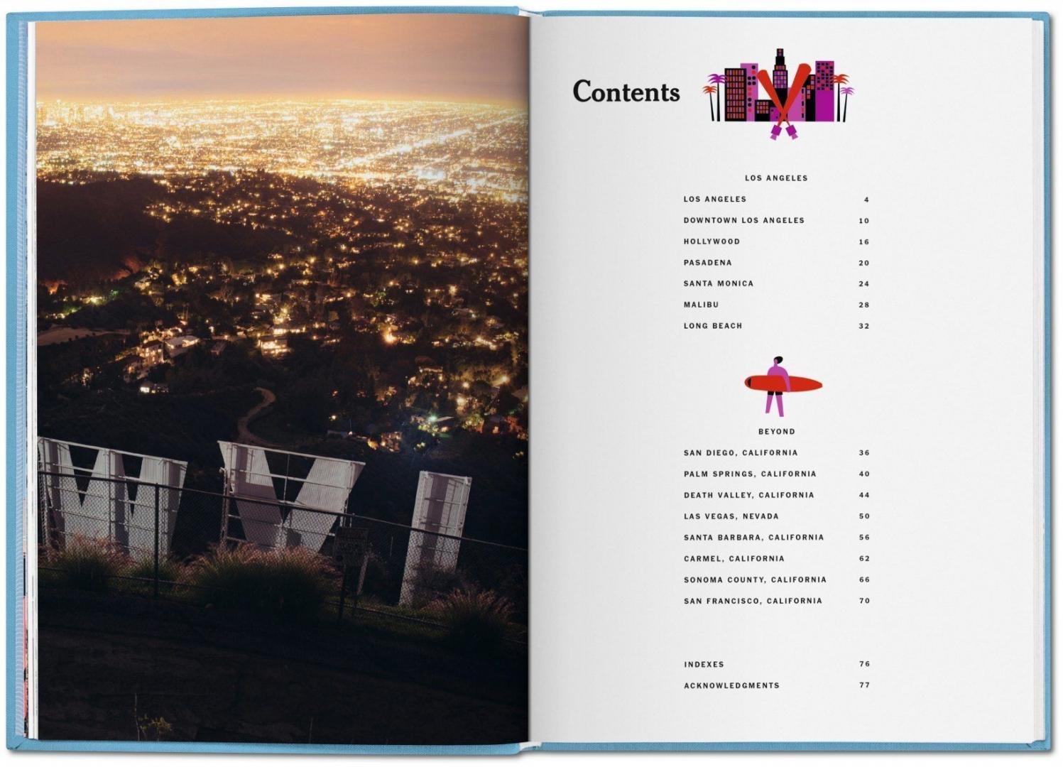 Livre 36h à Los Angeles - TASCHEN