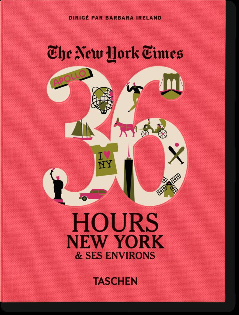 Livre 36h à New York - TASCHEN
