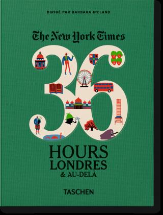 Livre 36h à Londres - TASCHEN