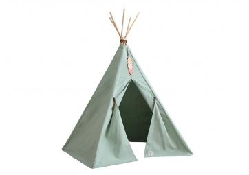 Tipi Nevada provence green - NOBODINOZ