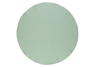 Tapis Kiowa provence green - NOBODINOZ