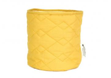Panier Samba small farniente yellow - NOBODINOZ