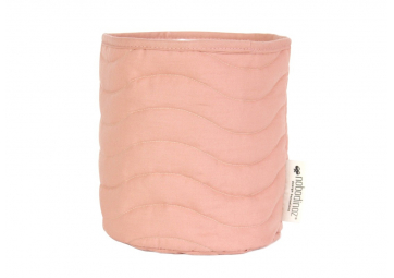Panier Samba medium dolce vita pink - NOBODINOZ